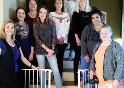 13. N TX Heart to Heart Women's Retreat 3-16 9