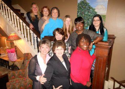 Arkansas Empowering Leaders Meeting 2-15 2