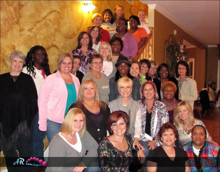 Tennessee Unstoppable Sisterhood Retreat 10-10 - Copy